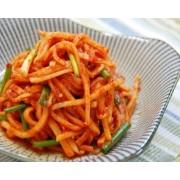 [선주문][여수돌고래김치] 무생채 1kg